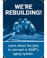 We're Rebuilding