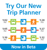 Try our new Trip Planner, now in beta