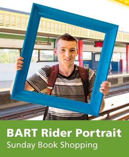 Rider portrait