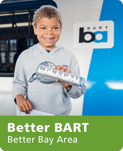Child with new train car toy