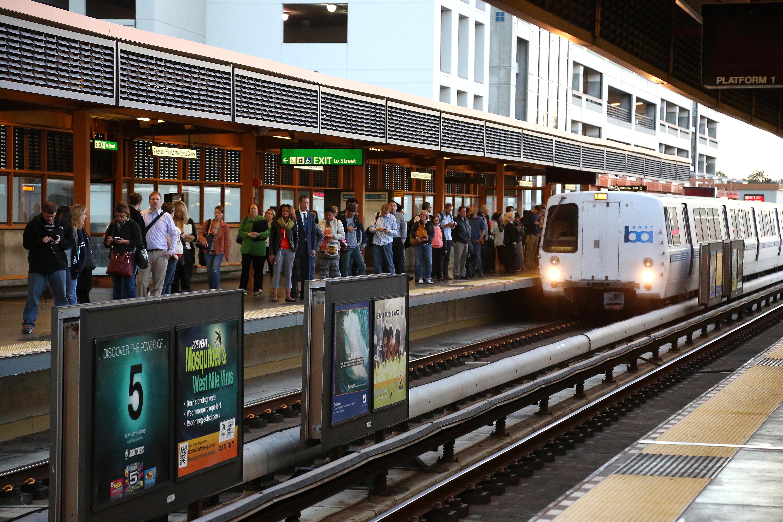 Train Control Modernization | bart gov