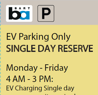 Warm Springs EV Single Day Reserve Permit