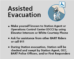 Assisted Evacuation