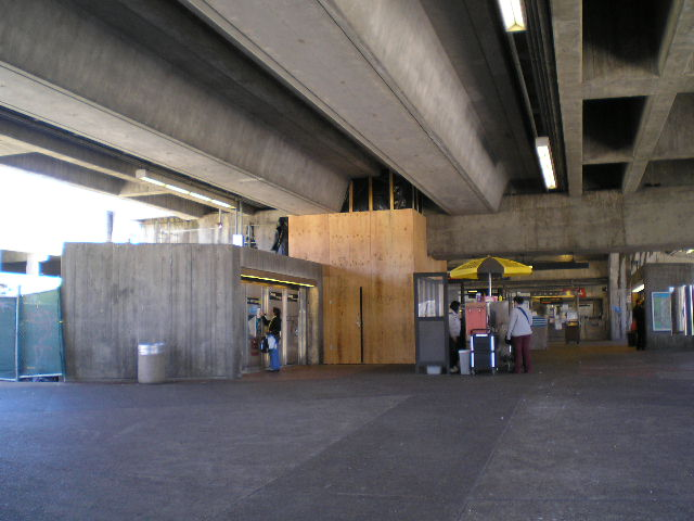 Daly City Station Retrofit