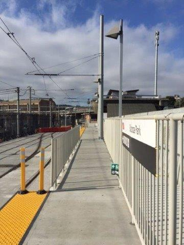 New Muni Accessible Platform