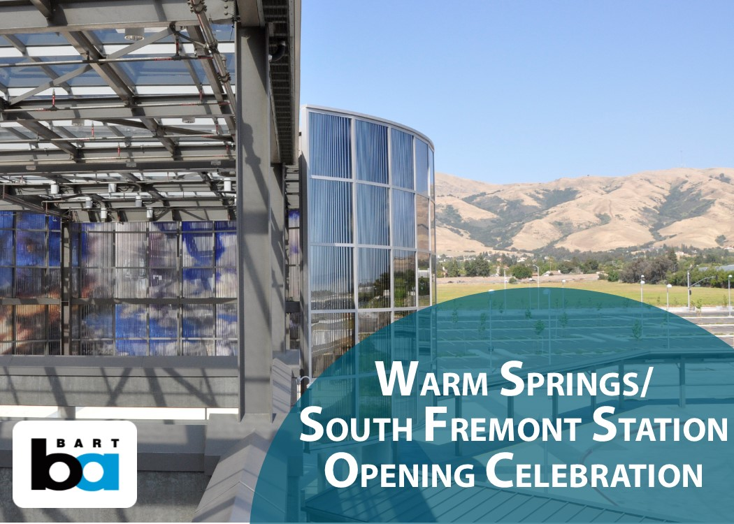 Warm Springs South Fremont Station