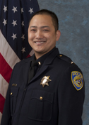 Lt. Paul Kwon, Zone 3 Commander