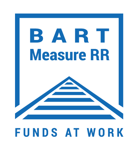 BART RR Funds at Work Logo