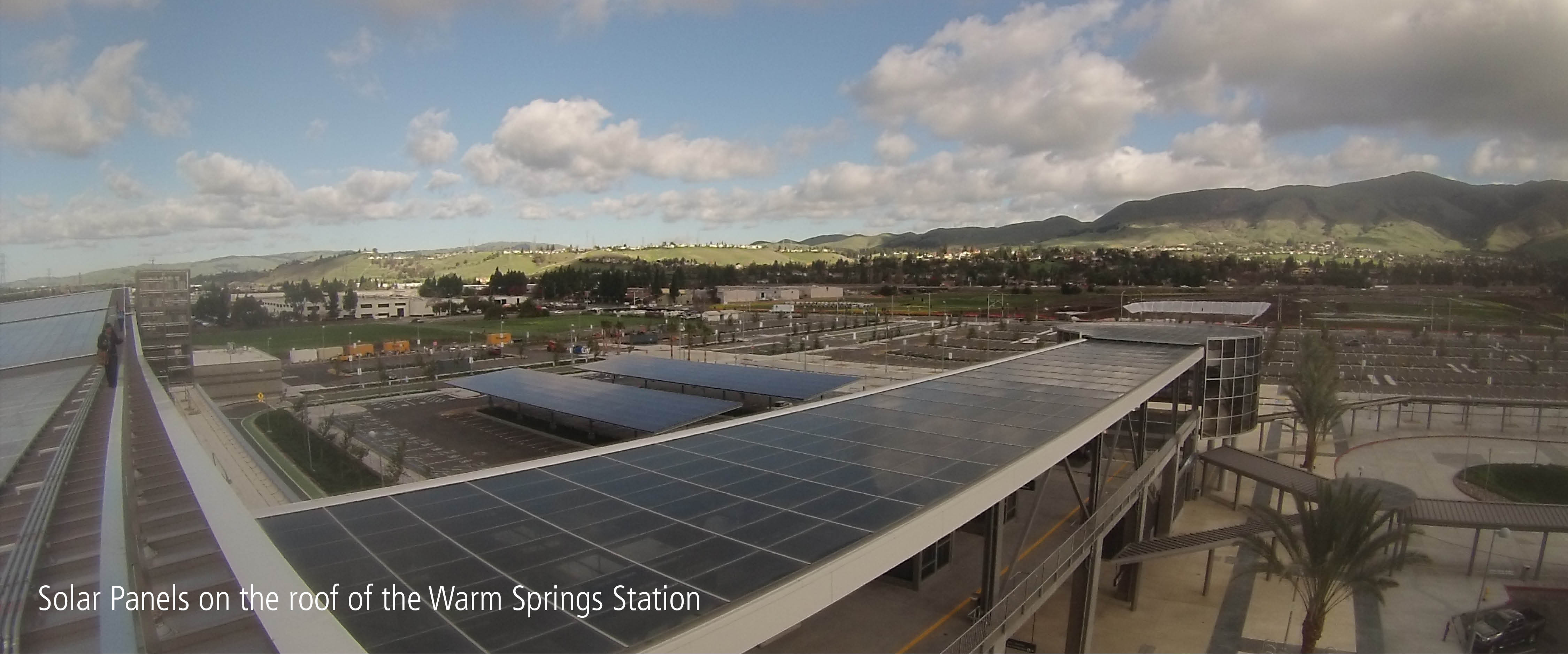 Warm Springs rooftop solar