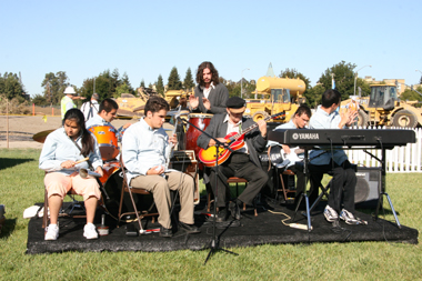 California School for the Blind Jazz Ensemble