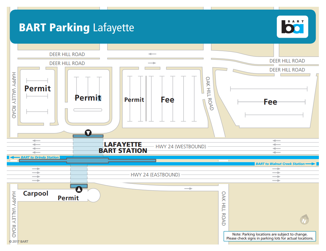 Parking Overview | bart.gov on sfo transportation map, sfo baggage claim map, sfo airport map,