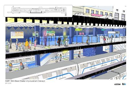 19th St Station Improvement Concept