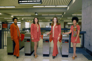 70s BART employees