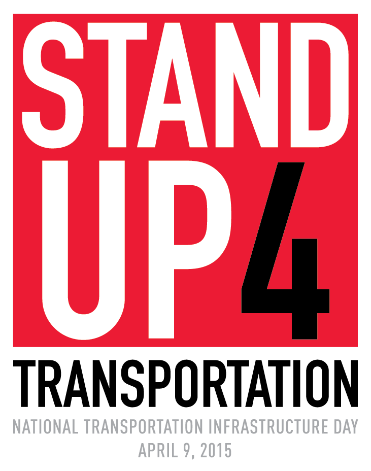 Stand Up For Transportation Logo