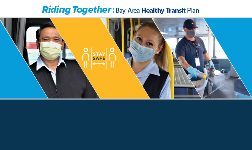 Bay Area Healthy Transit Plan cover page