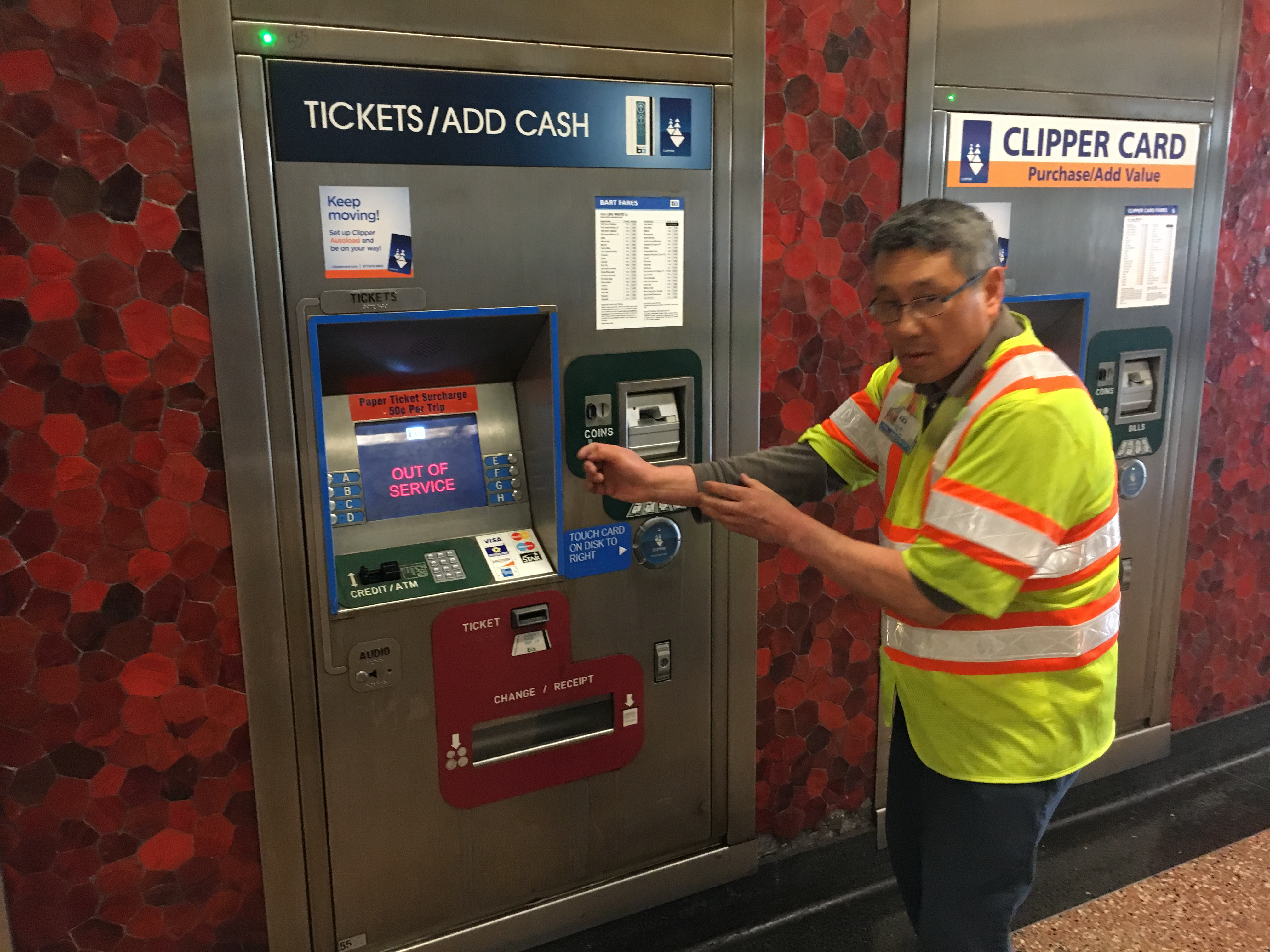 There's more to Ticket Vending Machines and fare gates than
