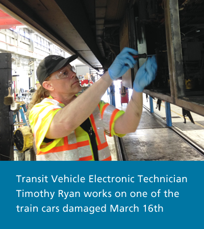 Technician Timothy Ryan