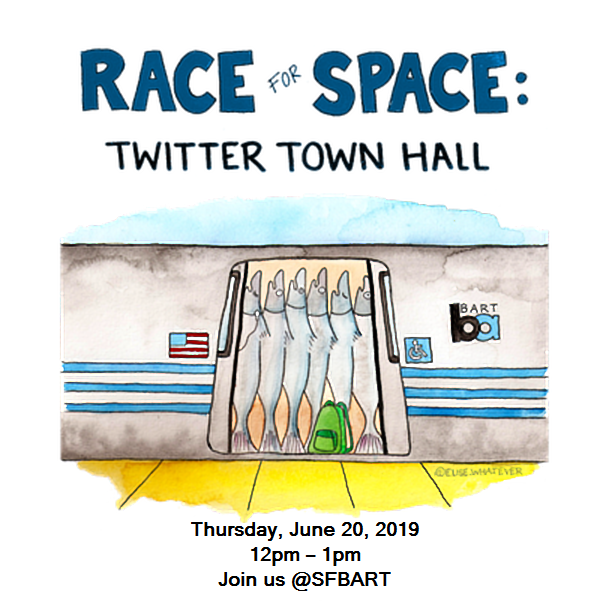 Twitter town hall graphic June 20, 2019