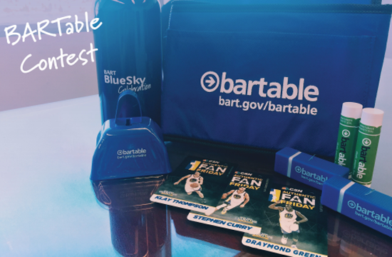 Bartable prize pack