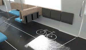 bicycle area concept
