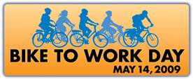 Bike to Work Day logo