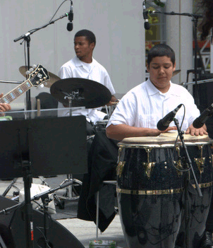 Latin Jazz Youth Ensemble