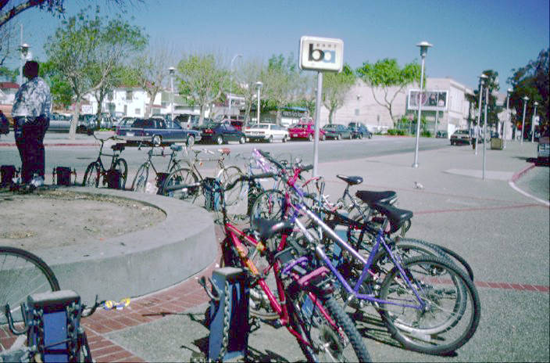 bike to work day 20 years ago