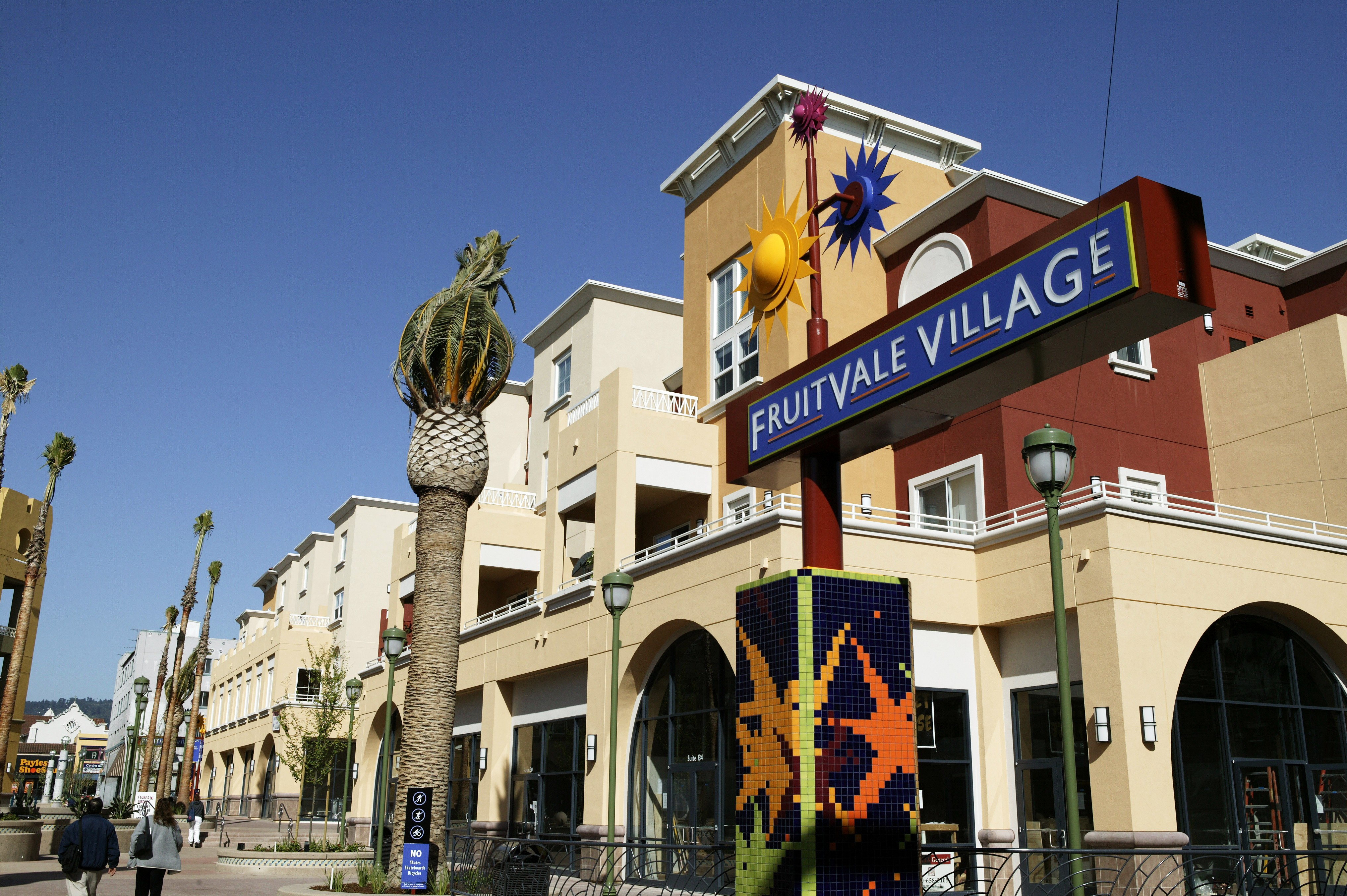 fruitvale village exterior