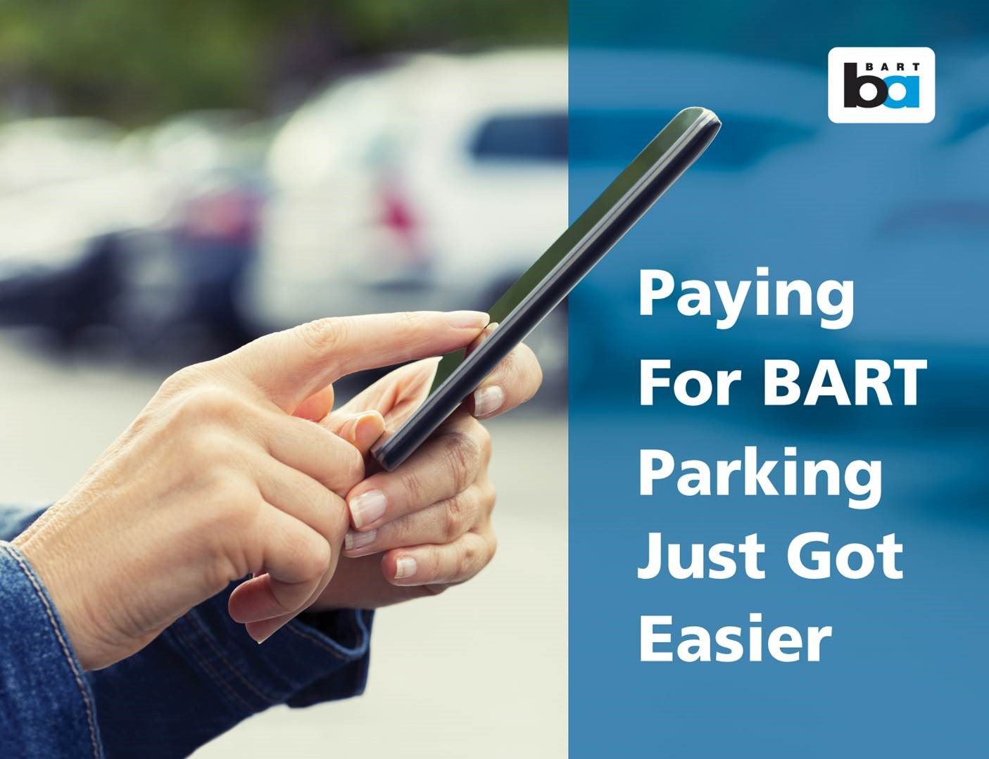 Paying for parking just got easier