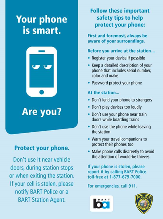 phone safety tips