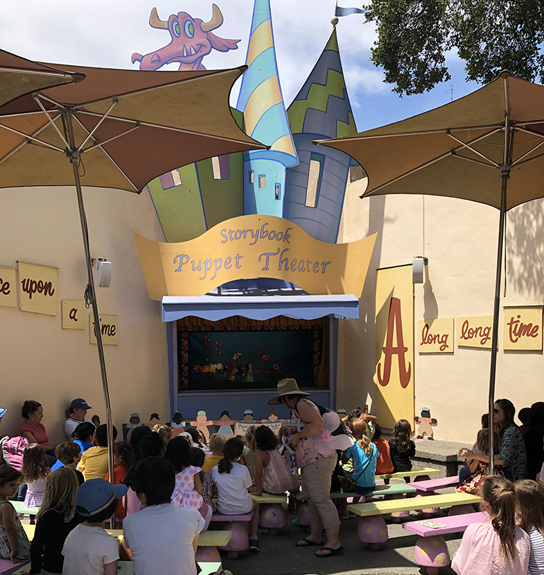 Storybook theater