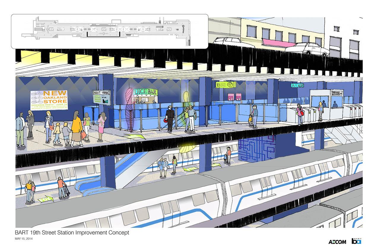 19th Street modernization Projects bartgov