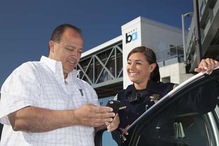 BART PD Recruit