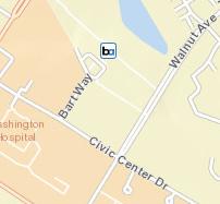 Fremont Station Area Map