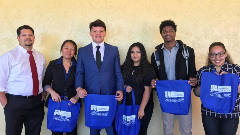 Fremont High School Senior Capstone Presentation - Oakland
