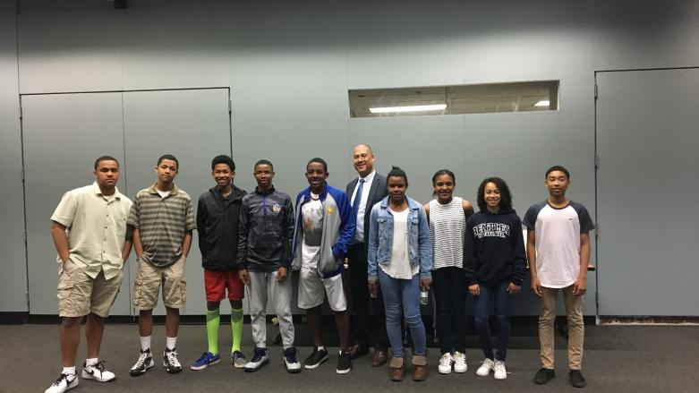 OIPA, BPCRB, and Jack and Jill of America, Inc. (Contra Costa Chapter) Forum