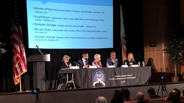National Association for Civilian Oversight of Law Enforcement (NACOLE) Bay Area Police Oversight Forum - Oakland