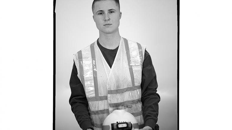 BART structures equipment operator Taylor Johnson