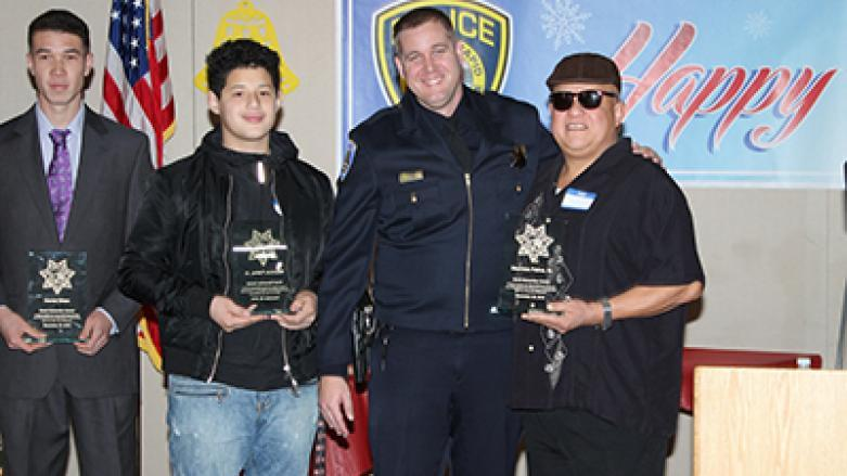 Good Samaritans Awards