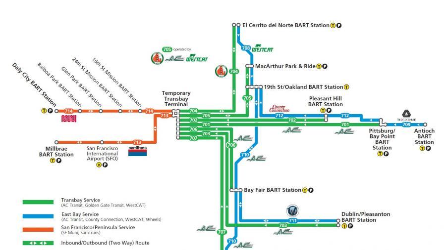 EBX map
