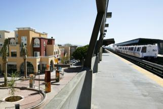 Fruitvale Transit Village
