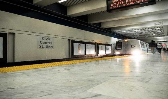 Civic Center / UN Plaza Station