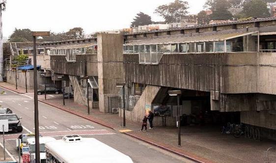 Daly City Station
