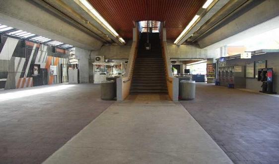 Orinda Station
