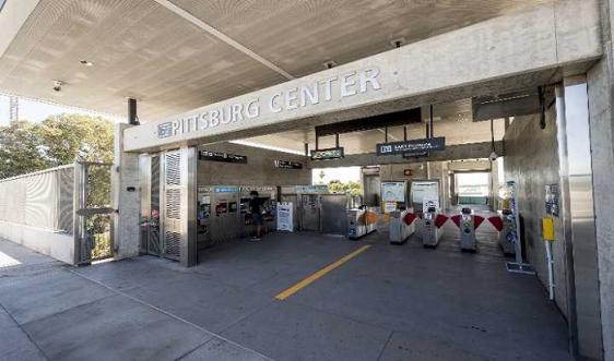 Pittsburg Center Station