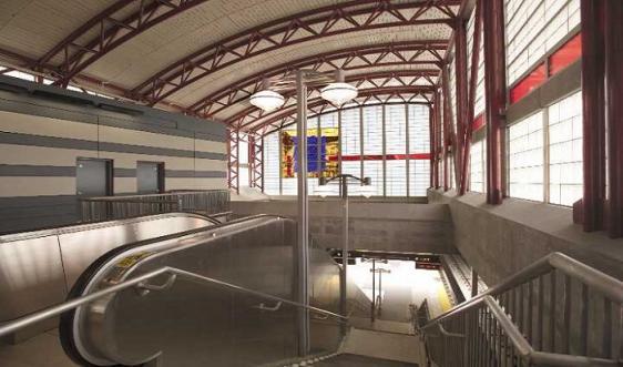 San Bruno Station