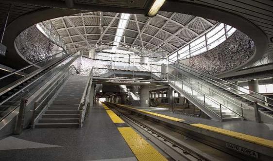San Francisco International Airport Station