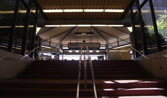 South Hayward Station